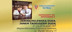 """""""Rodzice Prezydenta"""" w Jaworznie"""